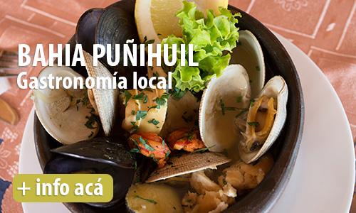 Restaurant Bahía Puñihuil